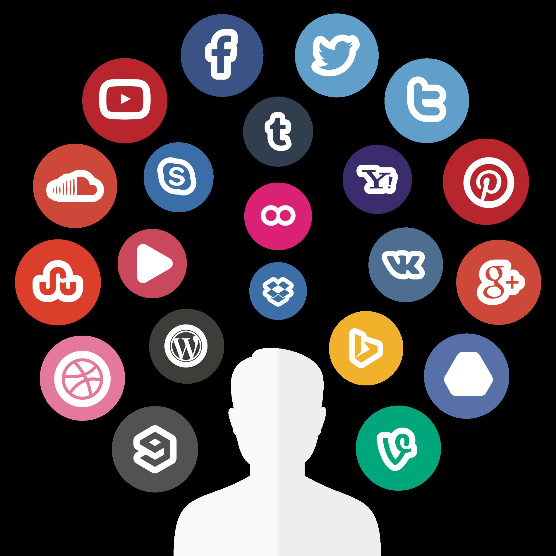 Social Media Management clickfred