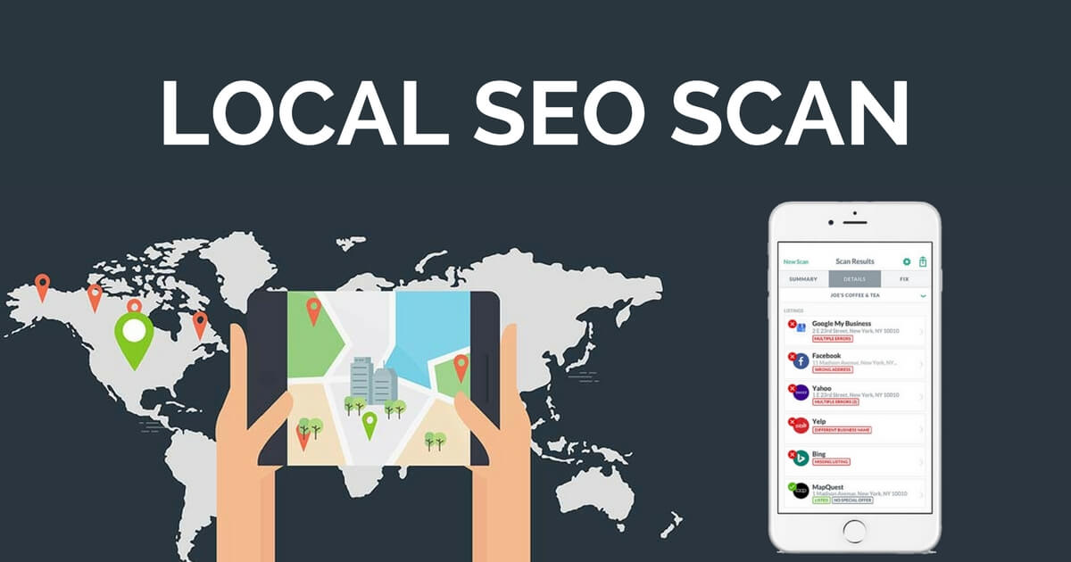 Local SEO Scan
